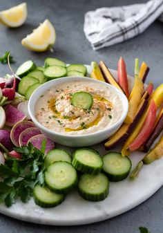 White Bean Hummus is an easy white bean hummus recipe with just 4 ingredients! It's a healthy appetizer or snack that's made in minutes! #healthysnacks #hummus #appetizers #veganrecipes Easy Appetizer Recipes, Delicious Dinner Recipes, Healthy Appetizers, Good Healthy Recipes, Whole Food Recipes, Healthy Snacks, White Bean Hummus, Homemade Soup, White Beans