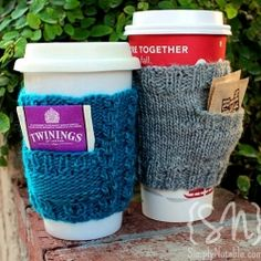 Simple knit gifts