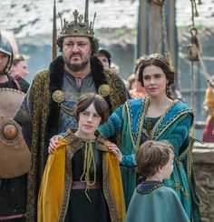 Judith honestly might be my favorite character on Vikings right now