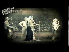 "The Sons of the PIoneers ""RIDE 'EM, COWBOY"" from LIGHTS OF OLD SANTA FE (1944) - YouTube"
