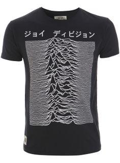 66326fb62a77 Joy Division Japan T-Shirt - Pirate Black Joy Division