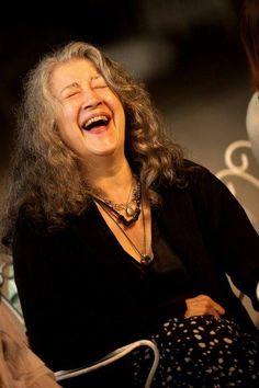 Martha Argerich.....più bella del mondo , Grazie ,Bellissima mia !