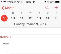 iOS 7.0.6 are probleme in a face in mod corect trecerea la ora de vara
