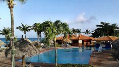 travelizard.com Aruba Beach Club, Beach Club Resort, Adirondack Mountains, Most Beautiful Beaches, Dreams, Vacation, Mansions, House Styles, Places