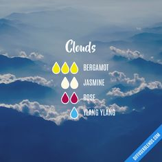 Clouds - Essential Oil Diffuser Blend