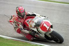 Kevin Schwantz -1994 Grand Prix, Racing Motorcycles, Isle Of Man, Road Racing, Good Old, Motorbikes, Old School, Motorcycle Jacket, Honda