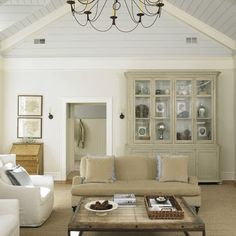 Vaulted Ceiling Design Ideas, Pictures, Remodel, and Decor - page 11
