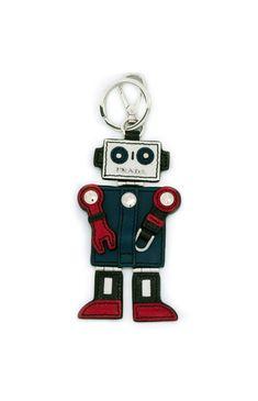feb6649100e31e Prada Herren Schlüsselanhänger mit Logo-Prägung - bei MYBESTBRANDS  entdecken ✓