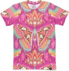 Moth Men's Classic T-Shirt by Tula Pink | Nuvango