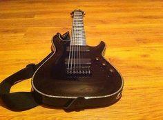 Schecter Hellraiser Special Electric Guitar C8 - http://www.8stringguitar.org/for-sale/schecter-hellraiser-special-electric-guitar-c8/25722/