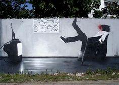 banksy art - Google Search