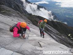 Via Ferrata of Mount Kinabalu