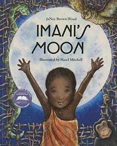 Imani's Moon. Click on image to check availability.