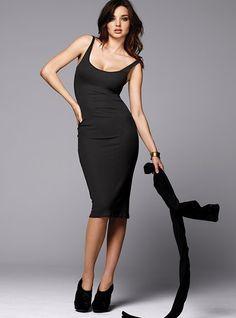 Little black dress. Great curves! $59.50