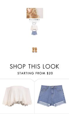 """""""# let it shine"""" by serin123 ❤ liked on Polyvore featuring ASOS"""