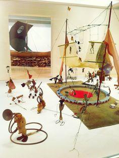 Calder's Circus!