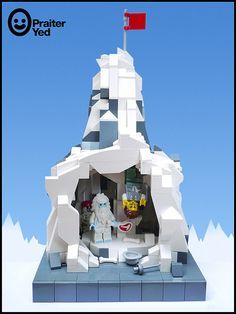 lego hoth wampa cave instructions