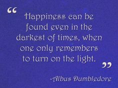 Love Albus Dumbledore Quotes
