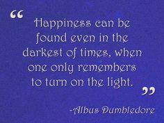 Love Albus Dumbledore Quotes