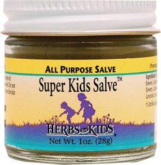 Herbs For Kids Super Kids Salve