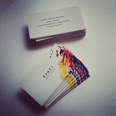 New business cards for #zsofigraphicdesign ! paper: Keaykolour recycled 300 gr. // Nieuw visitekaart voor #zsofigraphicdesign ! // Új névjegyeim!!! #businesscard #recycled #graphicdesigner #grafischontwerper #visitekaart #zsofi #art
