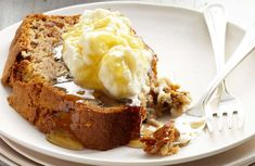 Curtis Stone's banana and walnut bread recipe for Coles