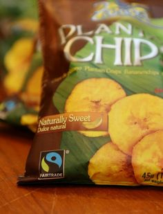 Twitter / Fair_Business_: #Fairtrade Plantain Crisps ...