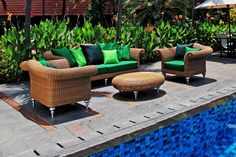 Mendelsshon Outdoor Rattan Furniture