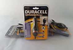 (40) CHARGERS FOR $100 - Bulk Sale - Duracell DC5311 Cell Phone Car Charger #DURACELL