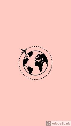 Travel❤ travel icon, travel logo, world Travel Icon, Travel Logo, Travel Usa, Tumblr Photography, Story Template, Instagram Highlight Icons, Travel Aesthetic, Instagram Story, Instagram 9