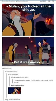 Asian Dumbledore