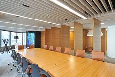 Inside Credit Suisse Sydney - Office Snapshots