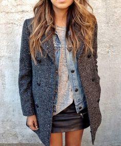 Streetstyle #Fashion#style#girl