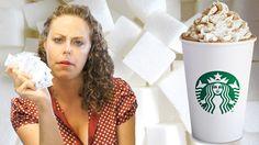 Cool ou Won't Believe The Sugar in Starbucks Coffee! Worst Starbucks Drinks, Nutrition Secrets