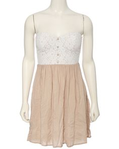 rue21 : LACE TUBE BUSTIER W CHLLS