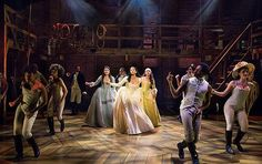 Revolutionary Women: The Schuyler Sisters on Broadway