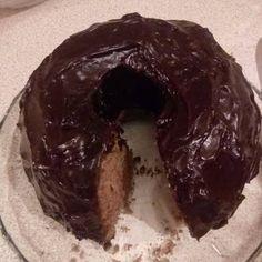 Γλάσο σοκολάτας με κακάο εύκολο Cake Decorating, Stuffed Mushrooms, Pudding, Chocolate, Vegetables, Cooking, Easy, Desserts, Recipes