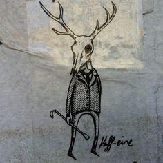 #kaffeine #streetart #fitzroy #melbourne #melbournestreetart #igersmelbourne by @preprint