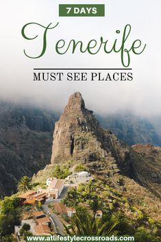 Week on Tenerife: What to see and do? A Week on Tenerife: What to see and do? - At Lifestyle Crossroads A Week on Tenerife: What to see and do? - At Lifestyle Crossroads Europe Travel Tips, Spain Travel, European Travel, Travel Destinations, Croatia Travel, Africa Travel, Holiday Destinations, Italy Travel, Travel Guide