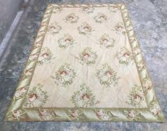 Aubusson Rugs, Small Rugs, Modern Rugs, Hand Knotted Rugs, Kilim Rugs, Rug Runner, Vintage Rugs, Floral Design, Kilims