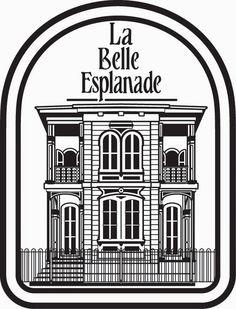 La Belle Esplanade Bed and Breakfast: We got some new artwork
