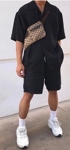 Urban Style Outfits, Mode Outfits, Fashion Outfits, 90s Fashion, Fashion Tips, Stylish Mens Outfits, Casual Outfits, Mode Man, Inspiration Mode