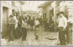 My birthplace, Lice, Diyarbakir, ca.1960s. It's amazing, as if it was a different century, yet, I played on the same cobble stoned pavement. Such honorable people!!