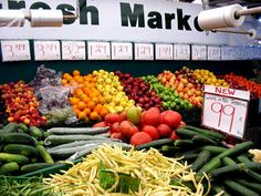 Pour la liste des marchés publics à Ottawa!