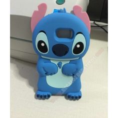 Carcasa 3D divertida muñeco Stitch para tu móvil Galaxy S6 Edge