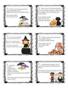 halloween words using the alphabet