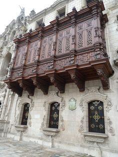 La Catedral de Lima  Perú