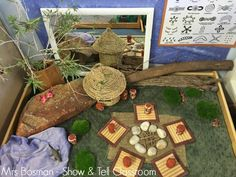 Show and Tell Classroom - Small world - Image credit Francis Bosman Aboriginal Education, Aboriginal Culture, Aboriginal Children, Early Years Classroom, Kindergarten Classroom, Learning Stories Examples, Reading Corner Classroom, Harmony Day, Infant Lesson Plans
