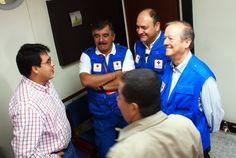 Acciones de la Cruz Roja Colombiana Seccional Caldas en la Actividad del Volcán Nevado del Ruiz