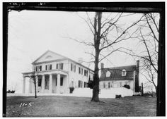 John Marshall House, U.S. Route 17 vicinity, Marshall, Fauquier County, VA   Other Title: Oak Hill   c. 1773